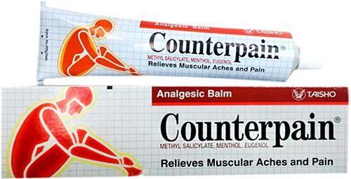 Counterpain Warm Balm