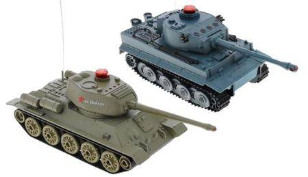Huan Qi Battle tanks T34&