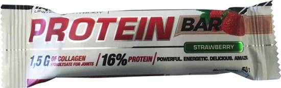 Ironman Protein Bar с коллагеном 50 г