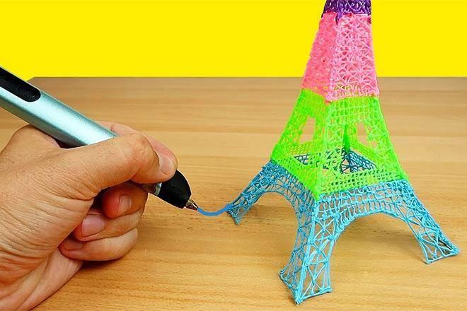 Лучшие 3D-ручки