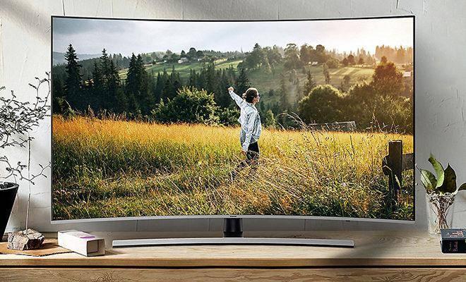 Лучшие изогнутые телевизоры