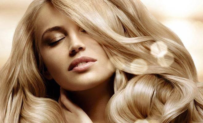 Лучшие краски для блондинок