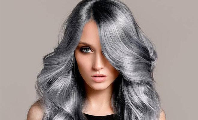 Лучшие пепельные краски для волос