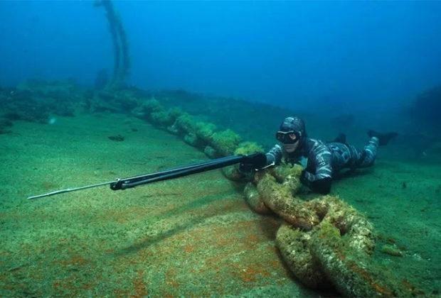 Лучшие подводные ружья
