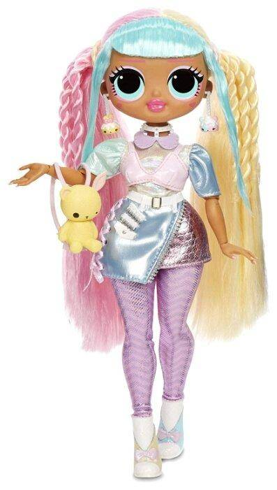 MGA Entertainment LOL Surprise OMG Series 2 Candylicious Fashion Doll