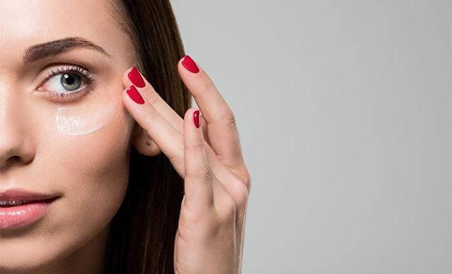 Лучшие кремы от морщин вокруг глаз