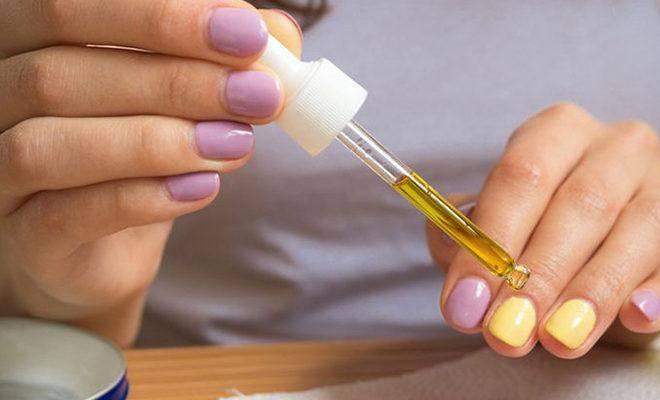 Лучшие масла для ногтей и кутикулы