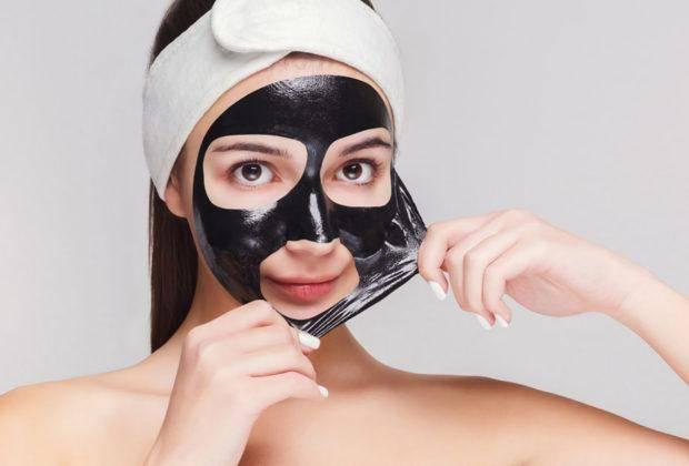 маски от черных точек