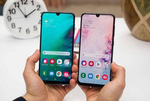 Лучшие смартфоны Samsung