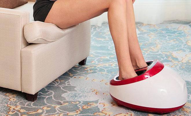 Лучшие ванночки для ног