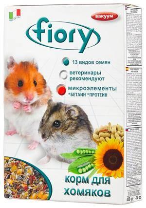 Fiory Superpremium Criceti