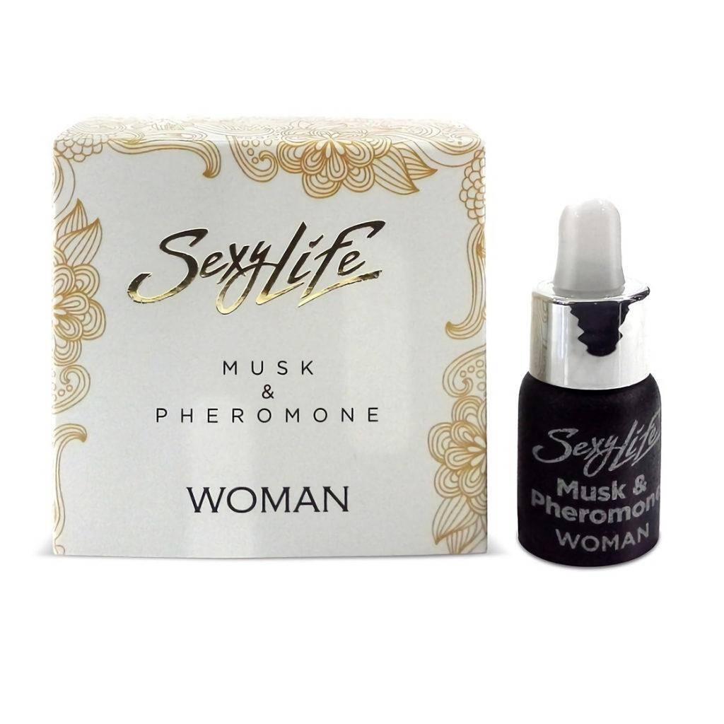 Sexy Life Musk & Pheromone Woman
