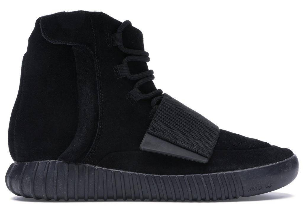 Adidas Yeezy 750 Boost By Kanye West Black and White