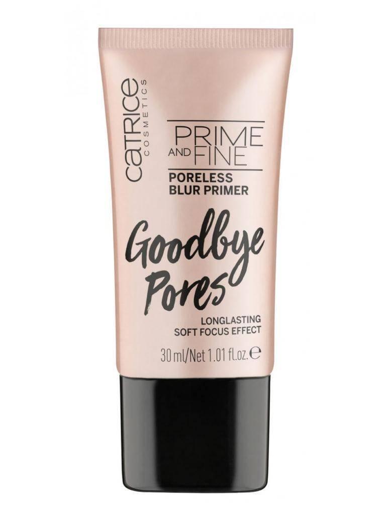 Catrice Prime And Fine Poreless Blur Primer