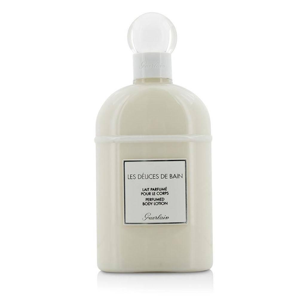 «Guerlain» Les Delices de Bain Perfumed Body Lotion