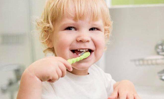 Лучшие детские зубные пасты