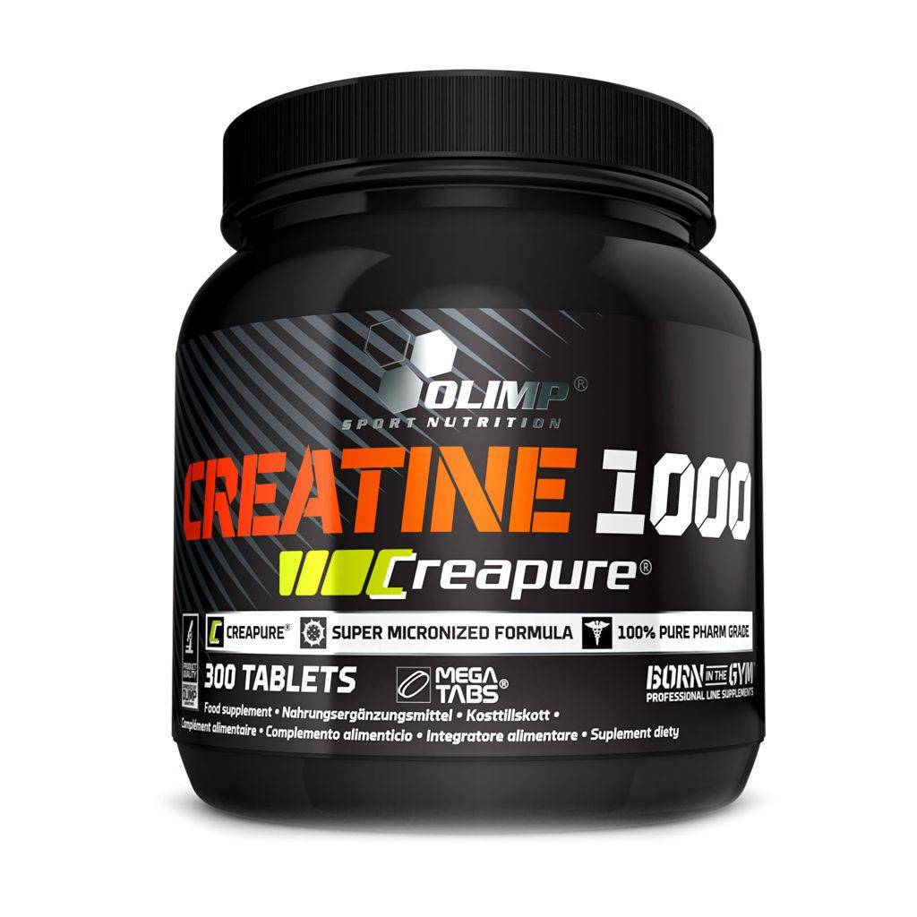 Olimp Sport Nutrition Creatine 1250 Mega Caps