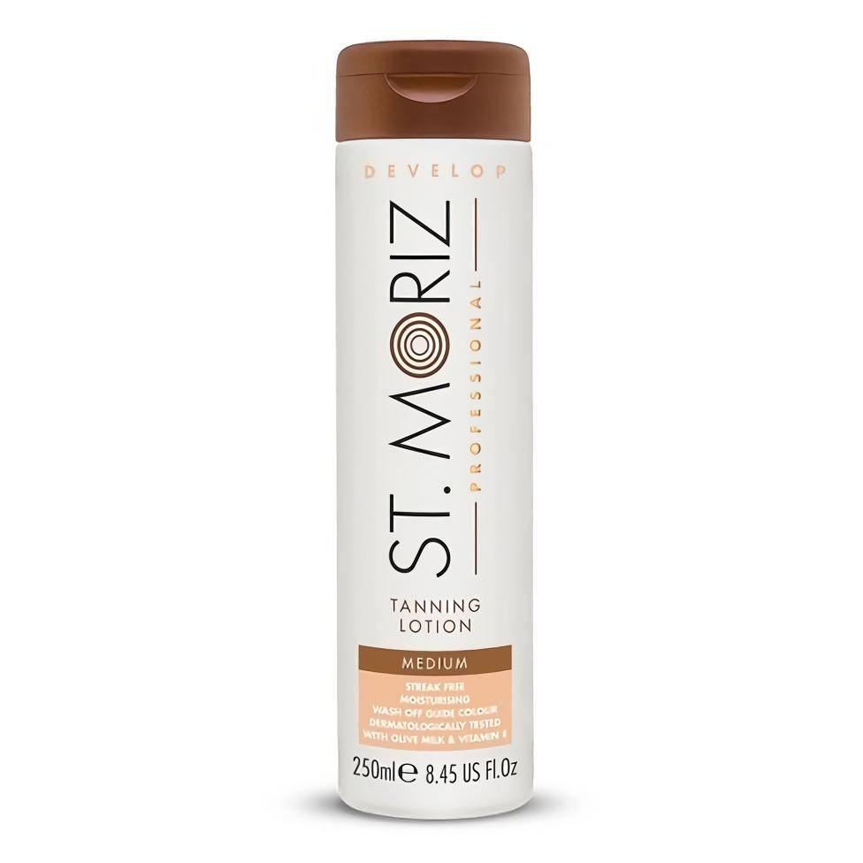 St. Moriz Professional Tanning Lotion Dark