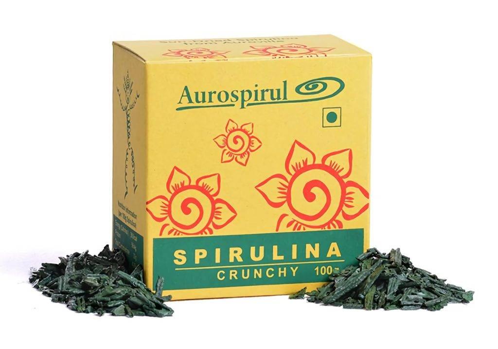 Aurospirul Спирулина