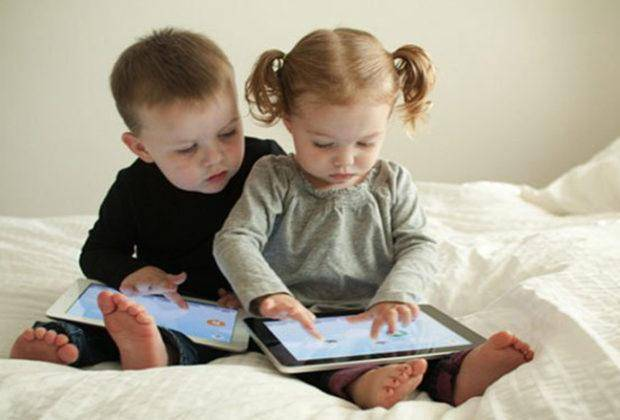 Лучшие детские планшеты