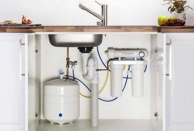 Лучшие-фильтры-для-воды-под-мойку