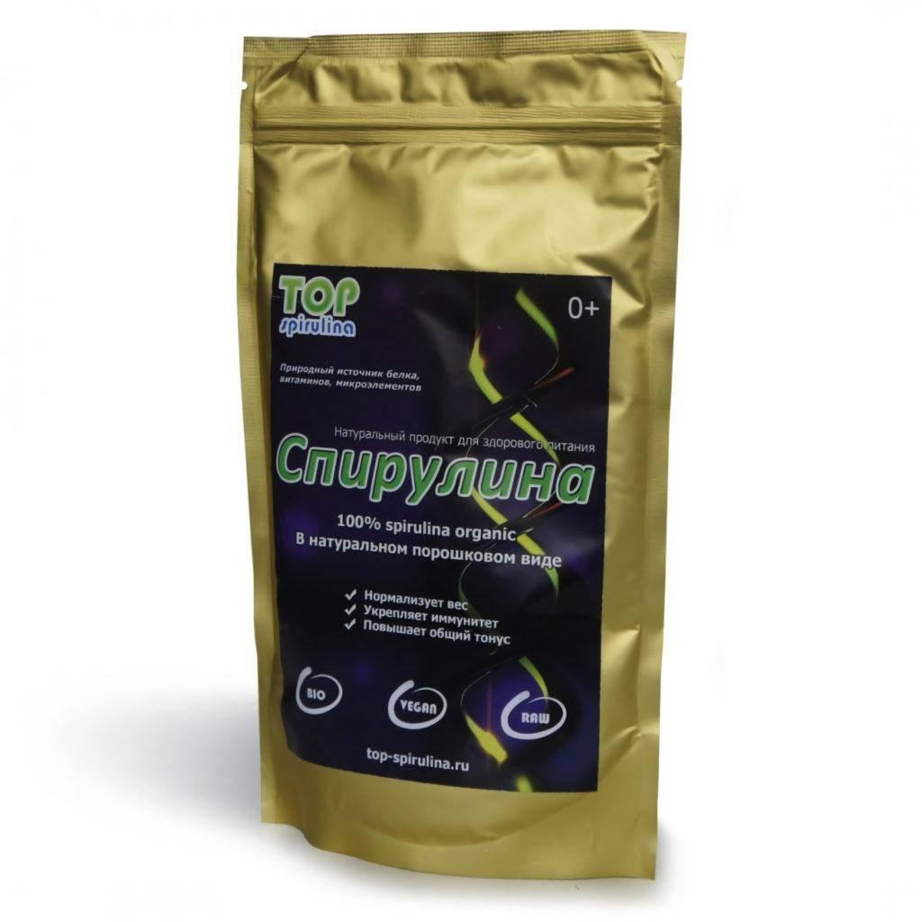 TOP-Spirulina Organic