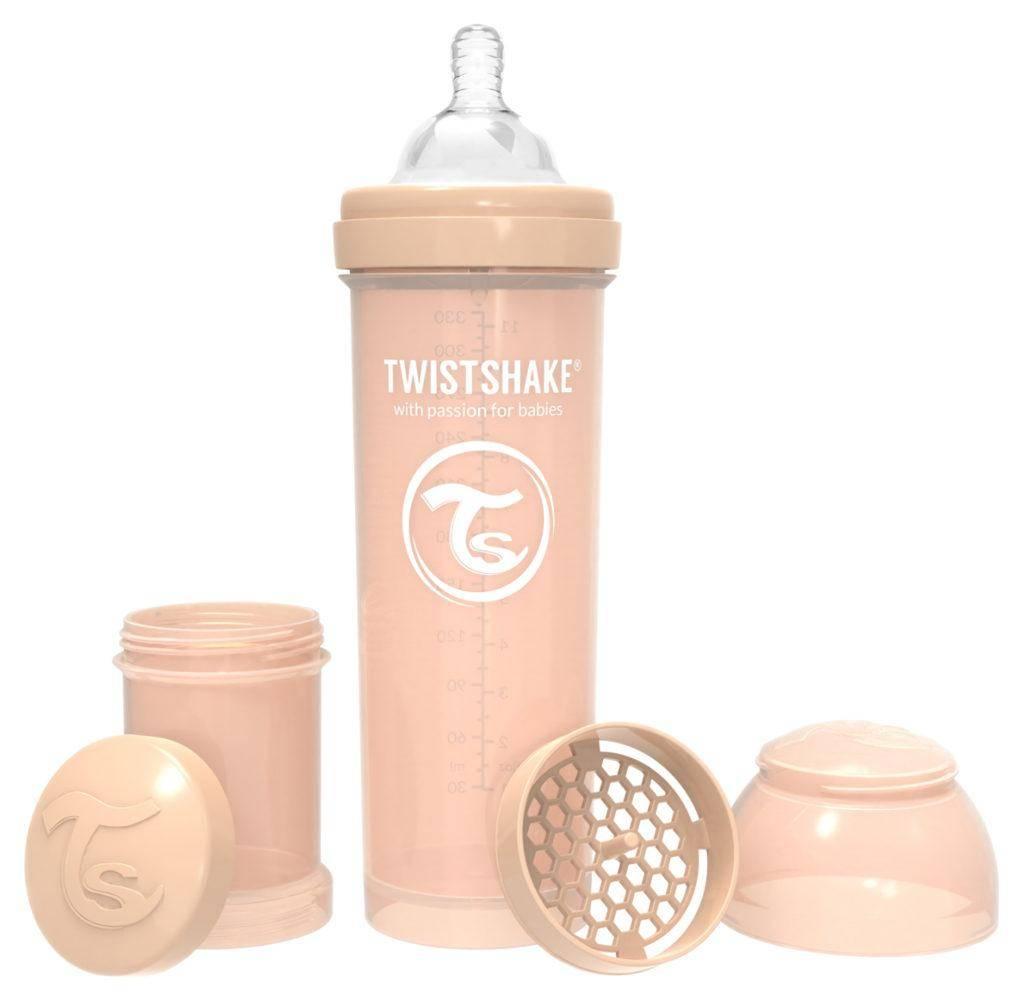 Twistshake антиколиковая Pastel
