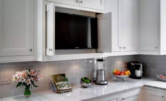 лучшие телевизоры для кухни
