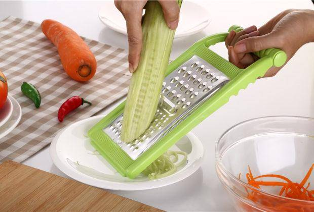 лучшие терки для овощей