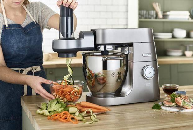 лучшие кухонные машины