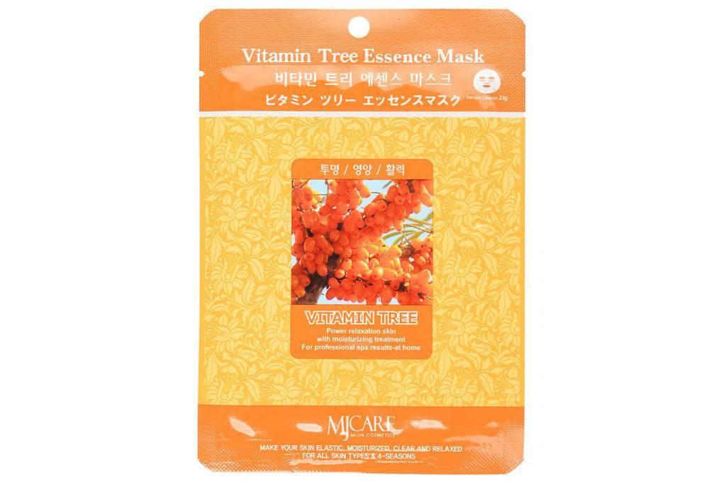 Mijin Cosmetics Vitamin Tree Essence с облепихой
