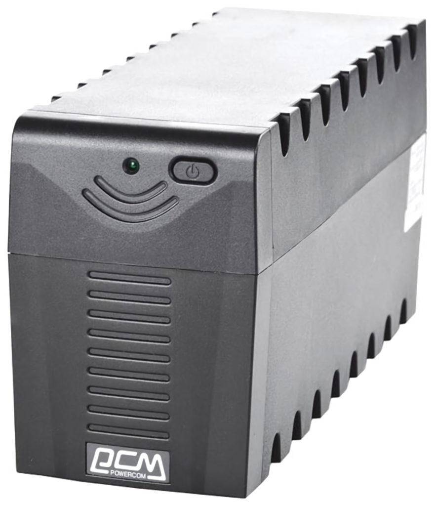 Powercom Raptor RPT-600A Euro