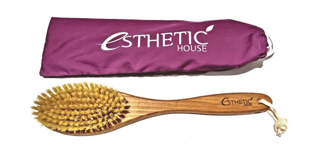 Esthetic House Dry Massage Body Brush