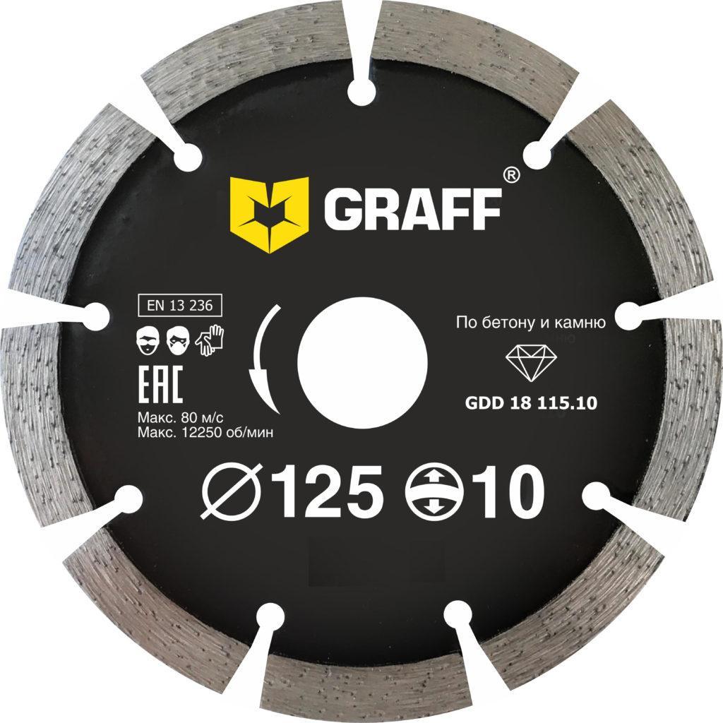 Graff GDD 17 125.10