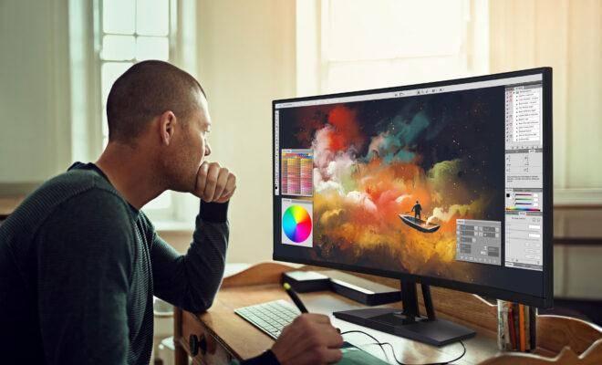 лучшие мониторы для дизайнеров