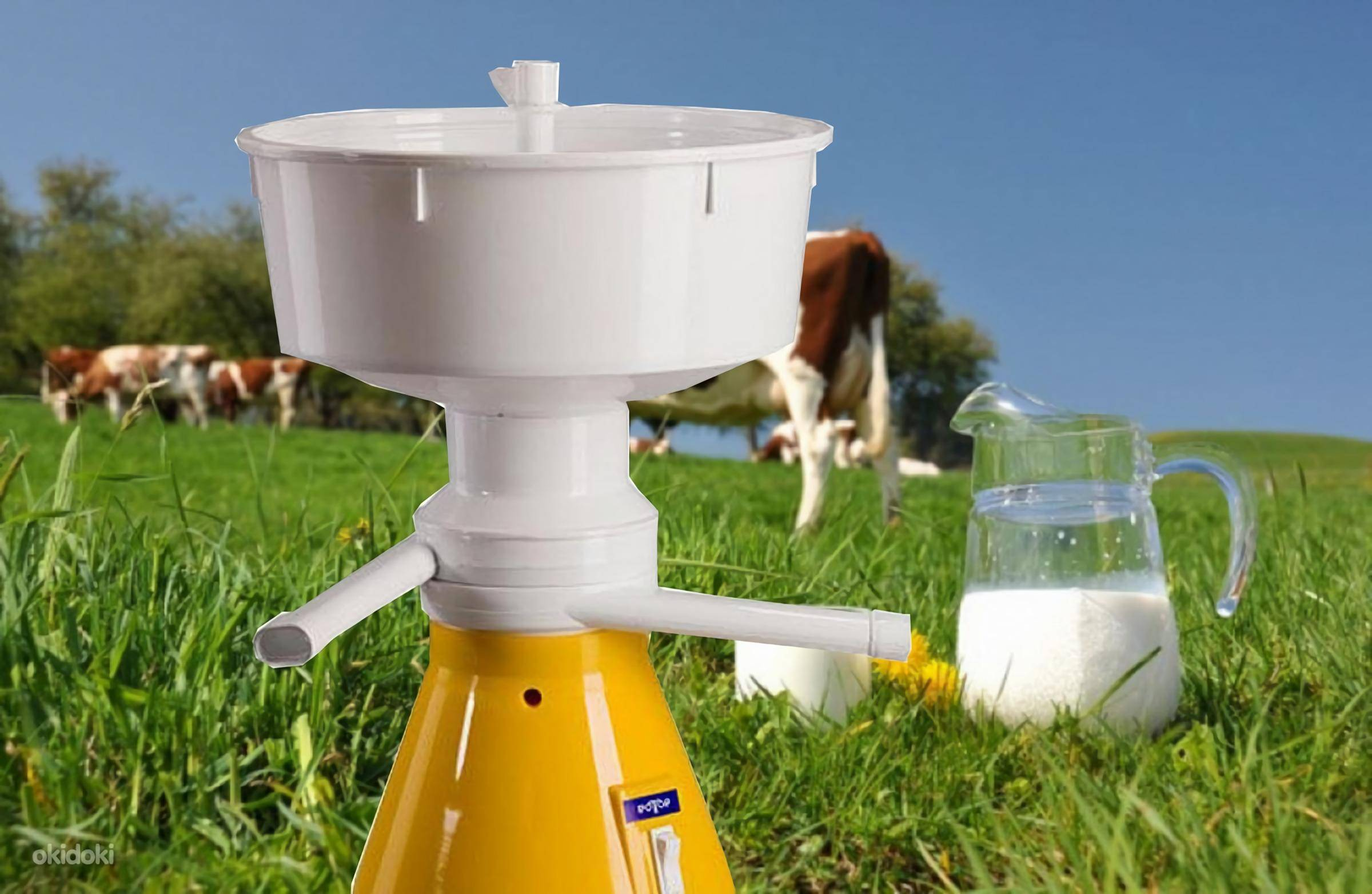 лучшие сепараторы для молока