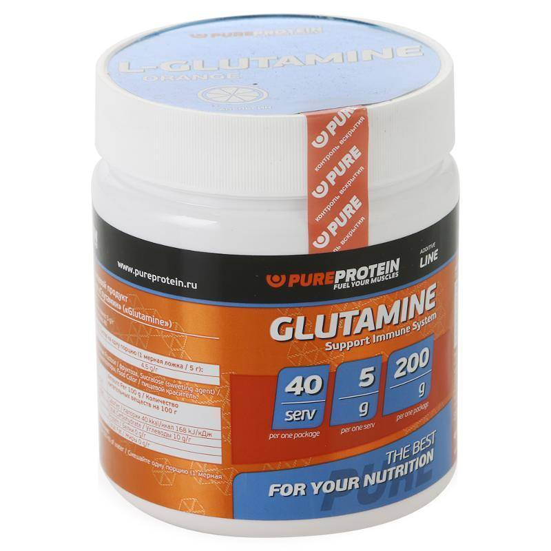 Pure Protein L-Glutamine