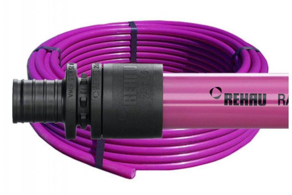 Rehau Rautitan pink 40