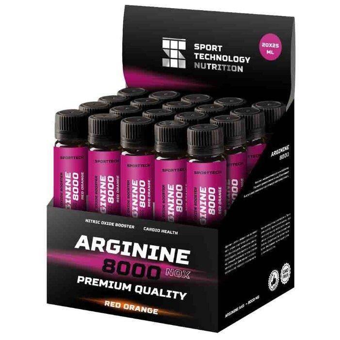 Sport Technology Nutrition Arginine 8000