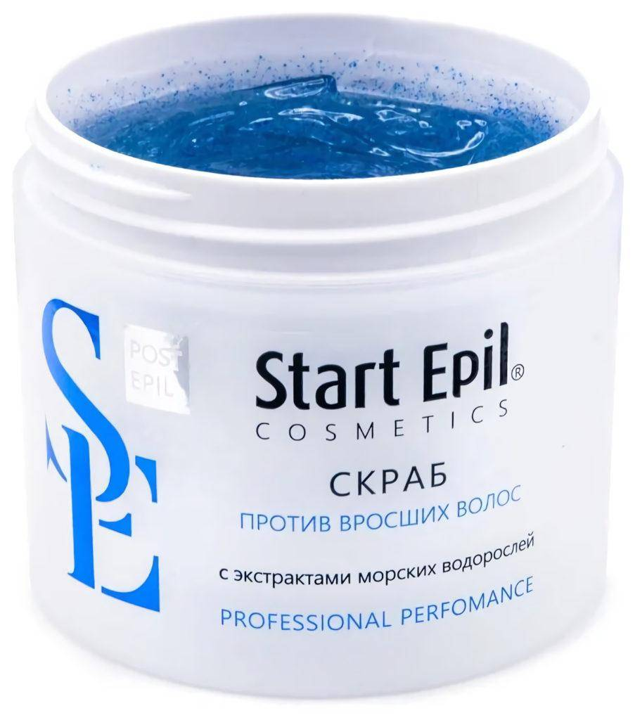 Start Epil с экстрактами морских водорослей
