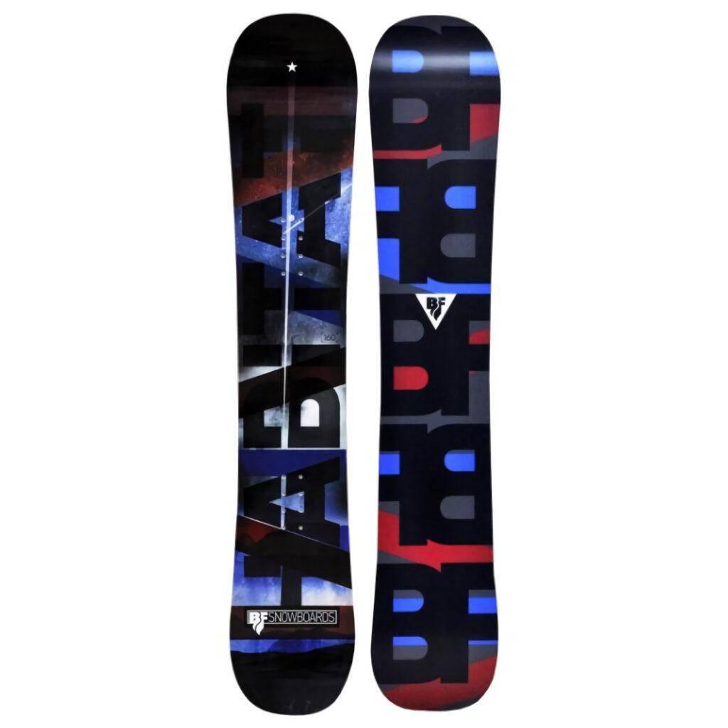 BF Snowboards Habit (18-19)
