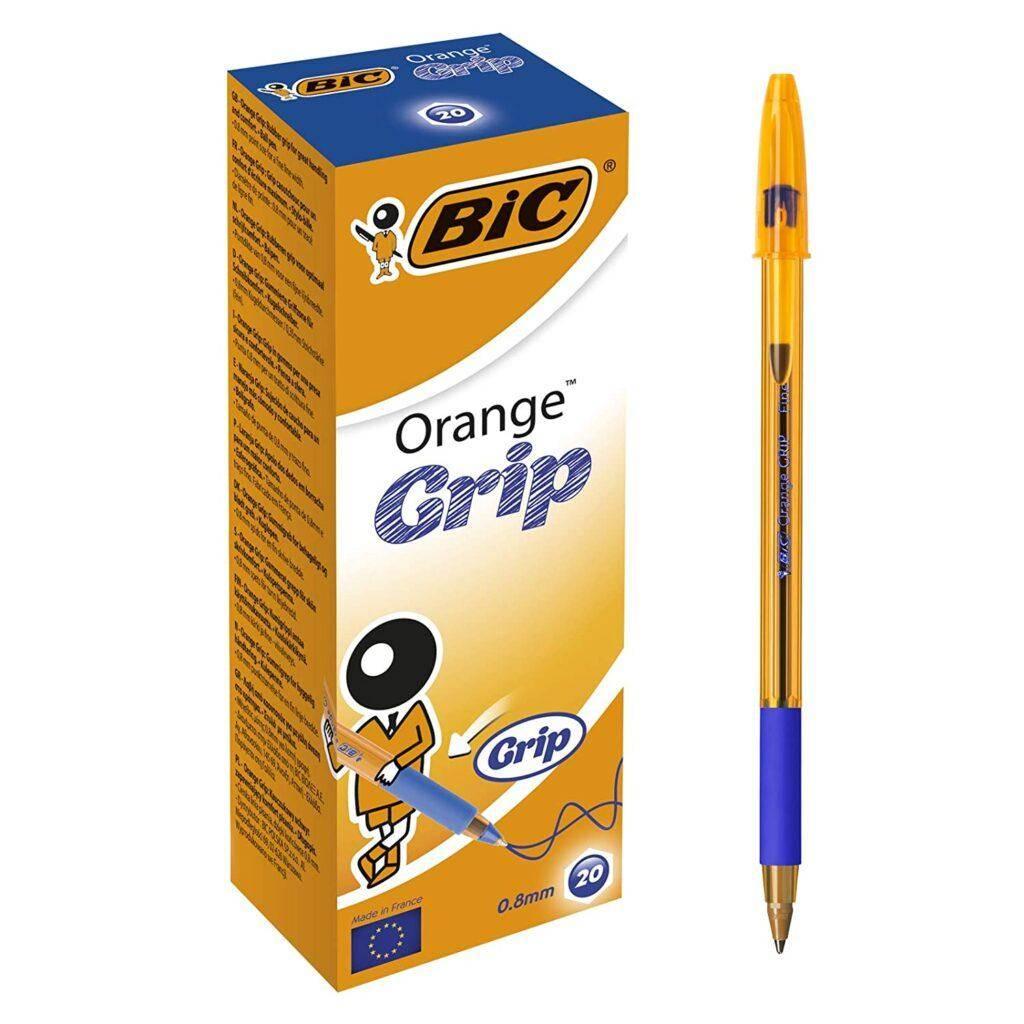 BIC Orange Original fine, 0.8 мм