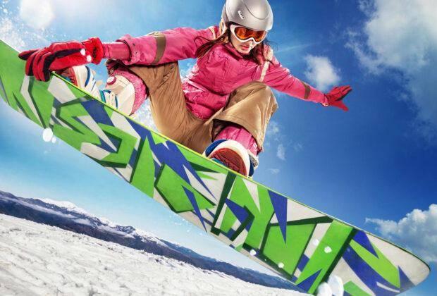 лучшие сноуборды