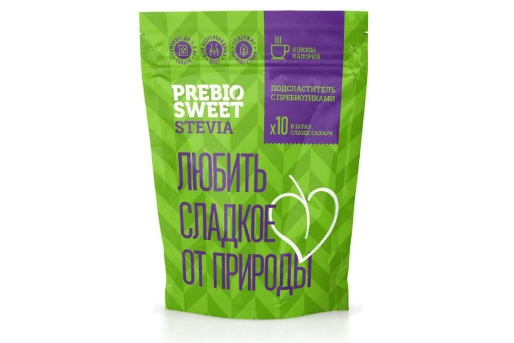 Prebio Sweet Fitness с пребиотиками