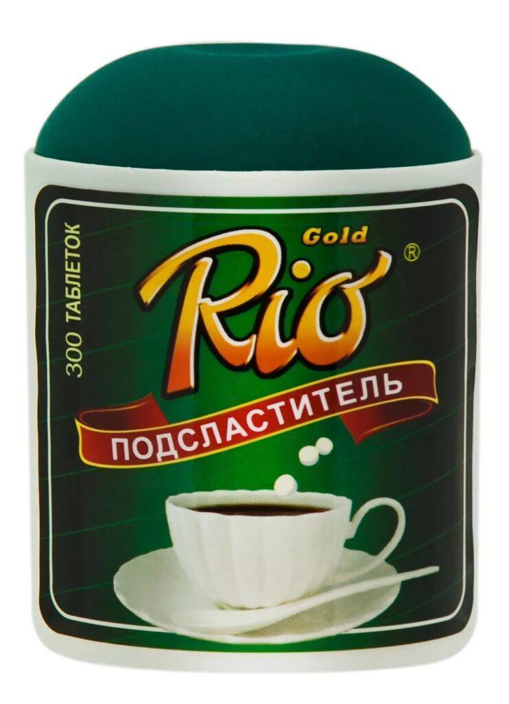 Rio Gold подсластитель