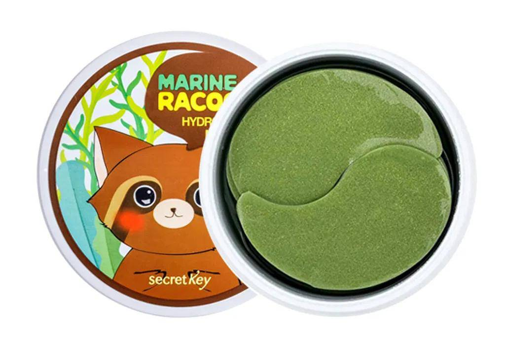 Secret Key Marine Racoony Hydrogel Eye & Multi Patch