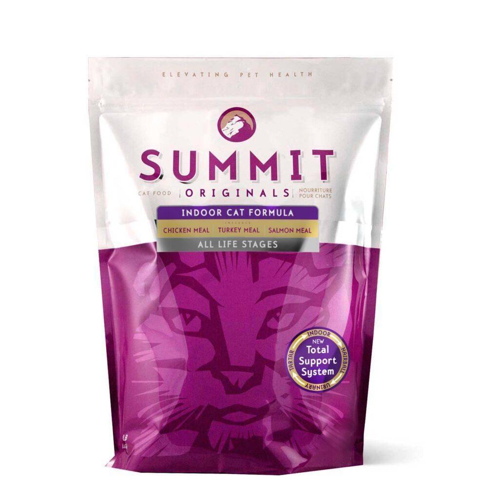 Summit Three Meat Indoor Cat Recipe