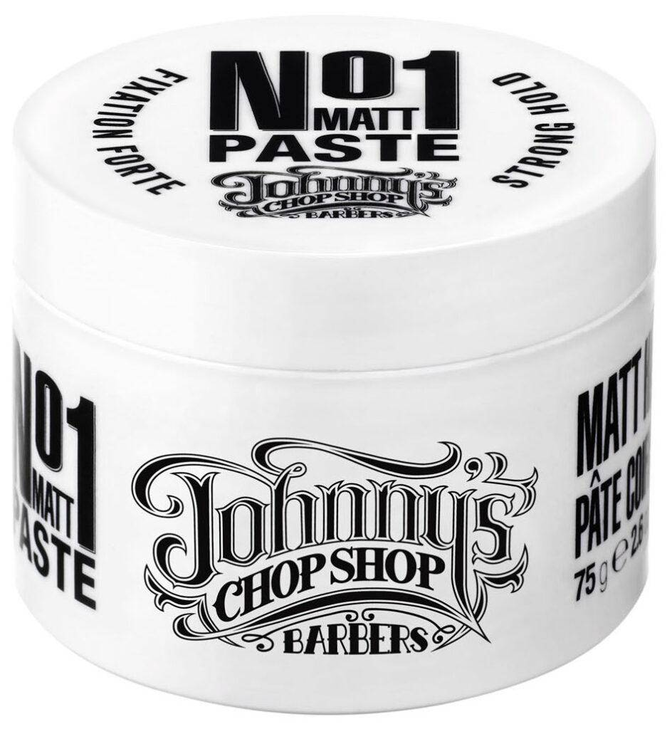 Johnny`s Chop Shop Паста №1 Matt Paste