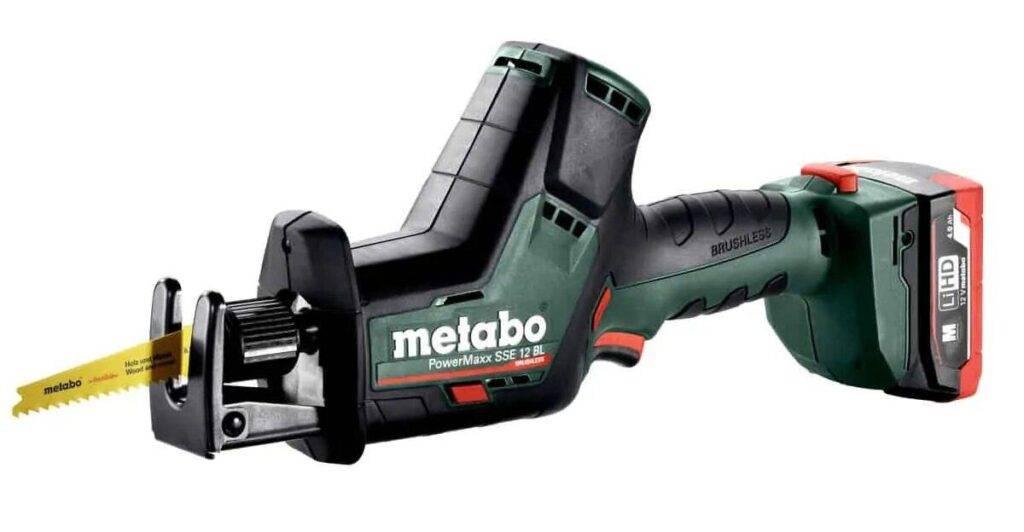 Metabo PowerMaxx SSE 12 BL