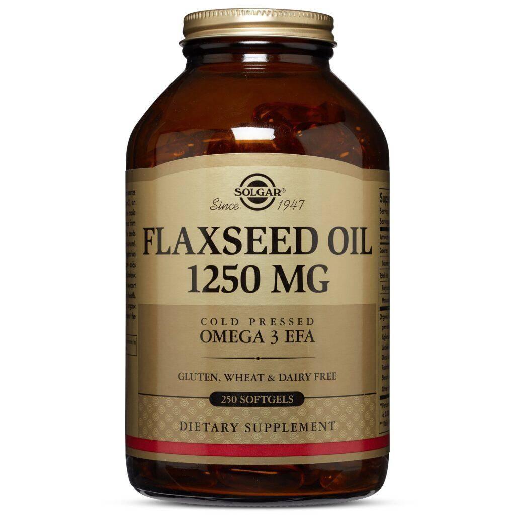 Solgar Flaxseed Oil